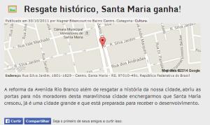 Revitalização da Avenida Rio Branco