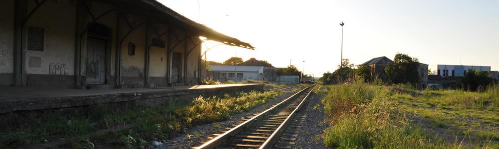 Estação Férrea de Santa Maria